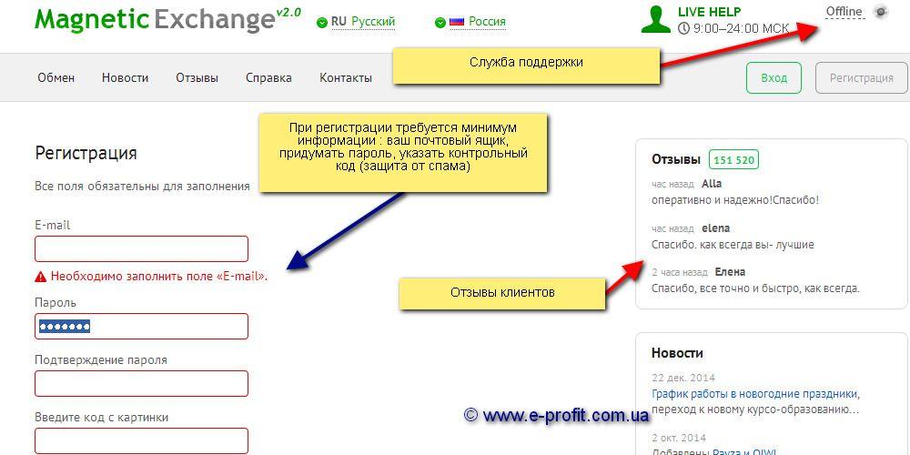 Обмен paypal в qiwi приват24
