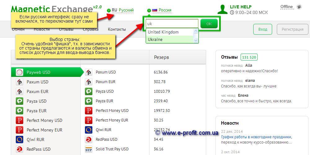 Обмен валют на yandex энтузиастов