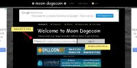 Рис.1 Moondoge.co.in регистрация